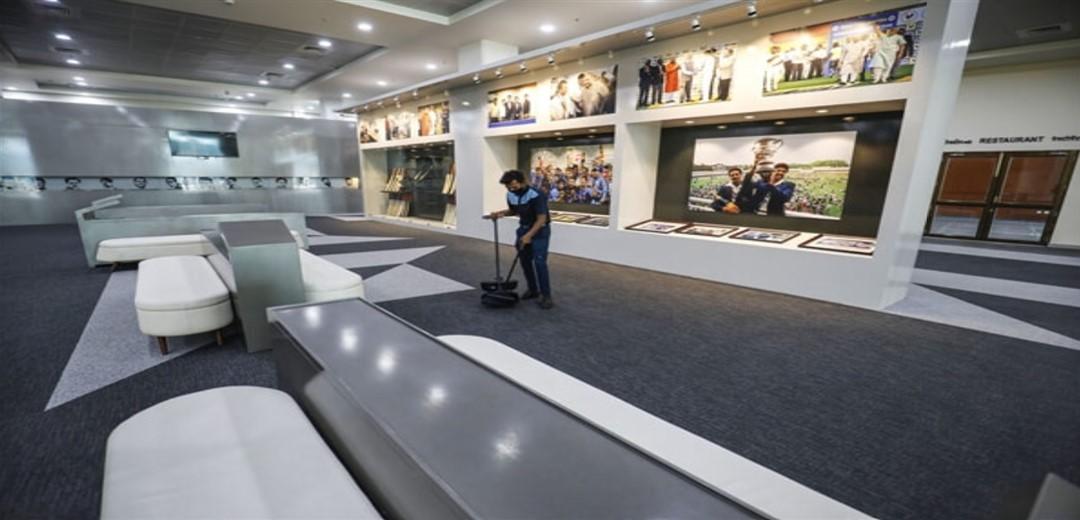 New Motera Stadium: 4 dressing rooms, LED lights installed to eliminate shadows, says GCA secy Patel