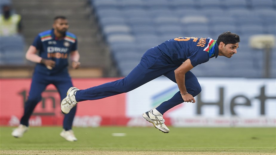 India hammer England by 66 runs in opening ODI