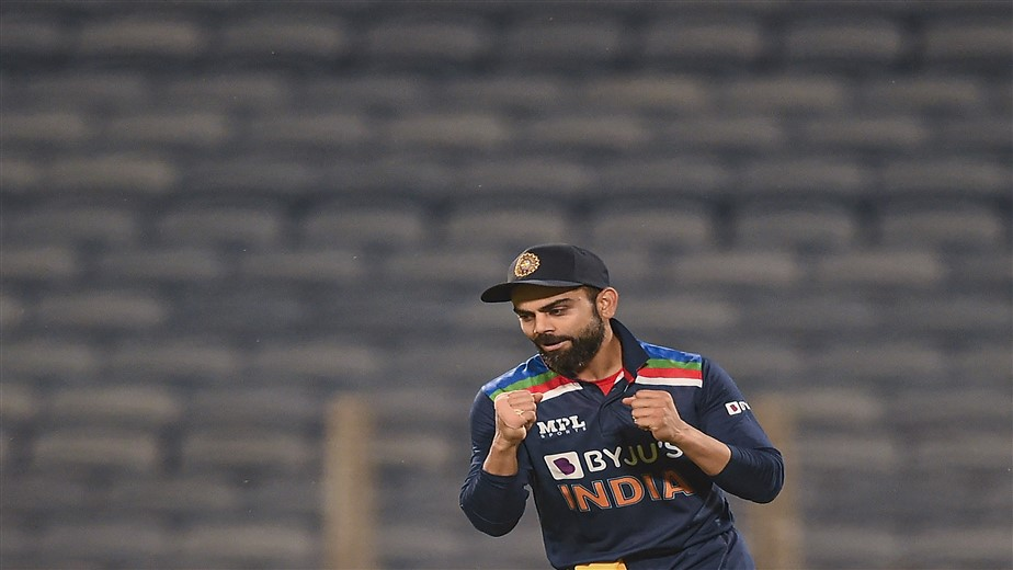 Kohli, Rohit move up in ICC T20 rankings