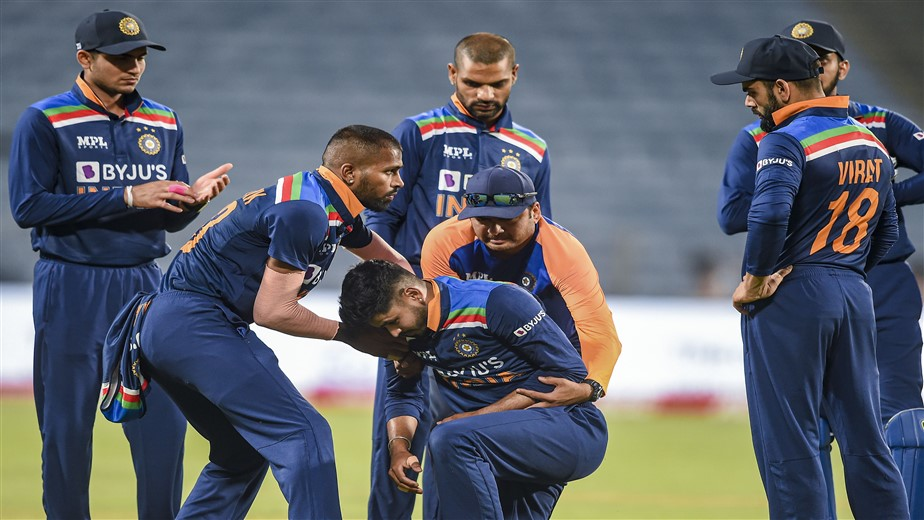 Shreyas out of England ODIs, likely to miss IPL first half too