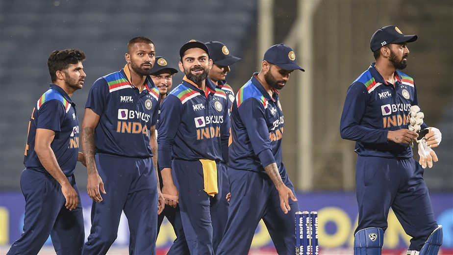 2nd ODI: With series win in sight, India gear up for 'Surya Namaskar'