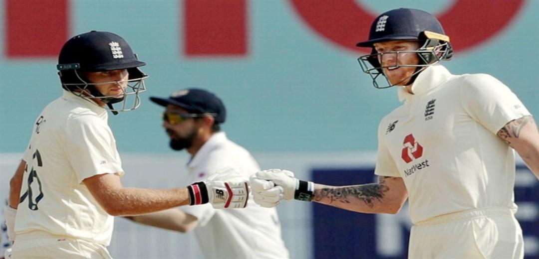 India vs England Scoreboard at tea on Day 2