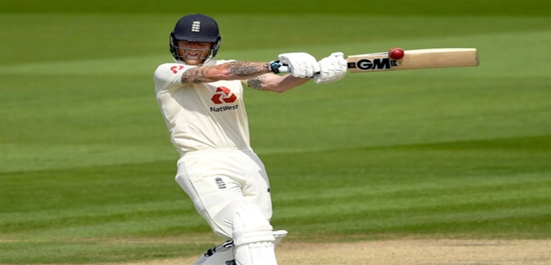 India undergoes painful Root canal, as Ben stokes the fire