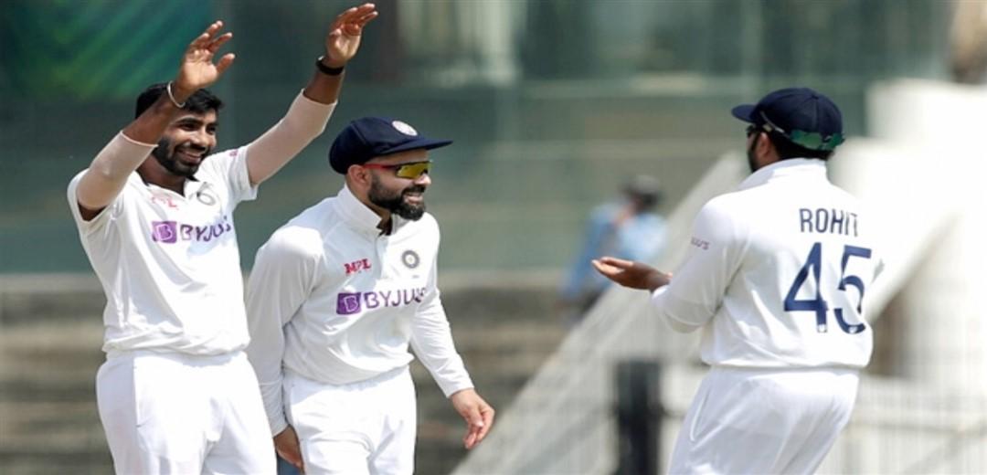 Scoreboard 1st India-England Test, Day Four