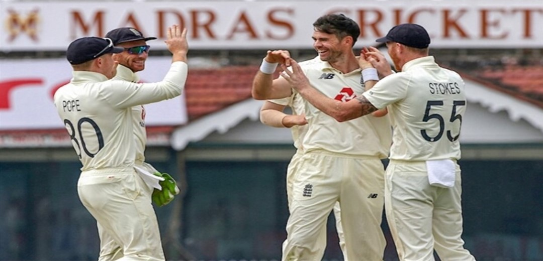 Scoreboard 1st India-England Test, Day 5