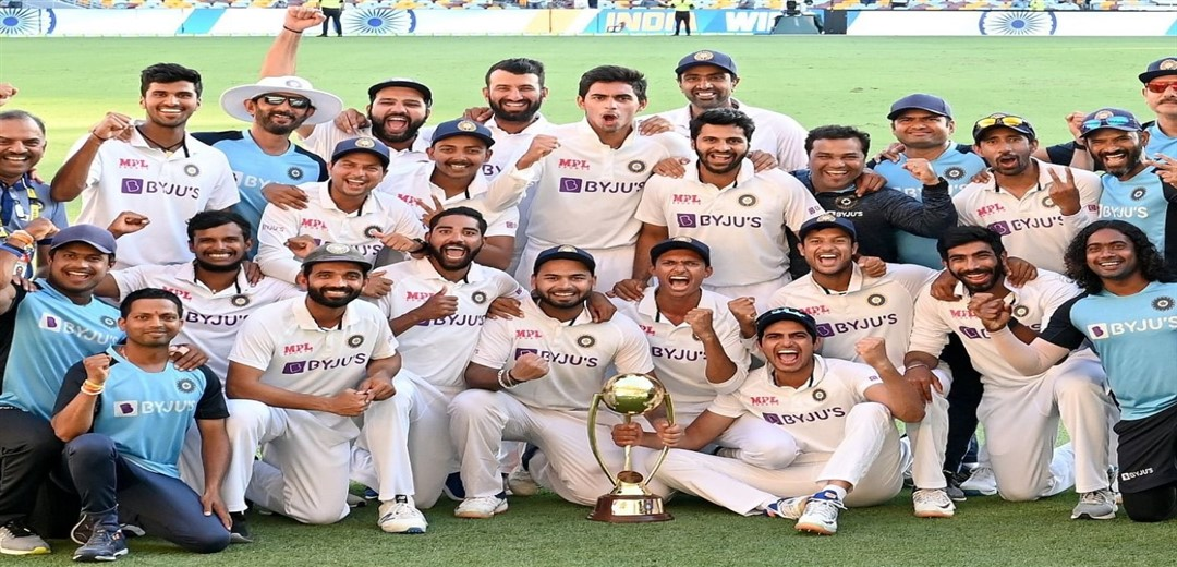 Youngsters script India's 39 remarkable 3-wicket win in Brisbane