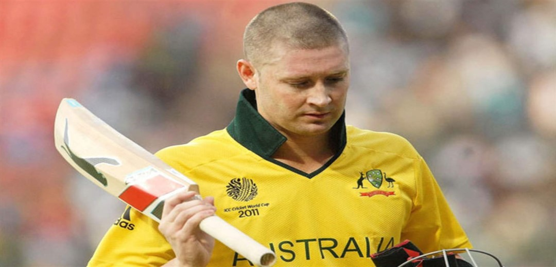 We were scared to lose Michael Clarke questions negative Aussie approach
