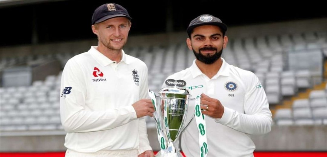 England's squad announced for the first two Tests in India