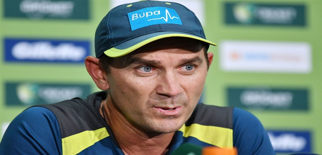 Langer lauds disciplined India; says efforts on to resolve Aussie batting woes