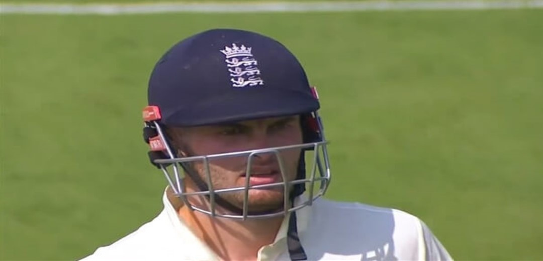 India vs England Scoreboard at tea on Day 1