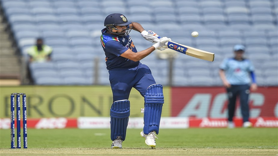 India post 336-6 against England in second ODI