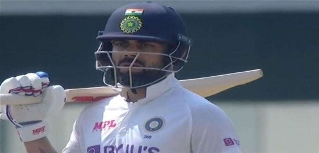 Kohli, Ashwin extend India's lead to 351