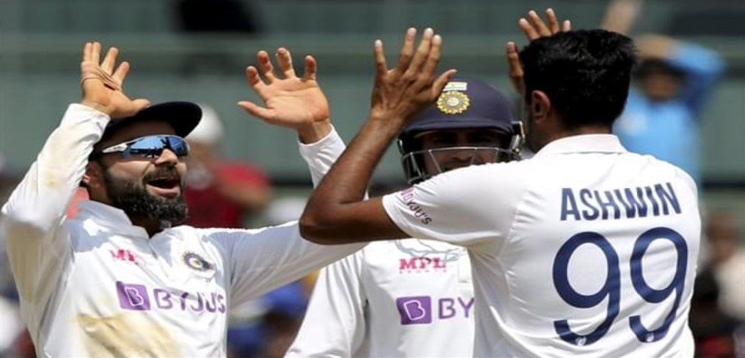 India take firm control of second Test after Ashwin and Co wreak havoc