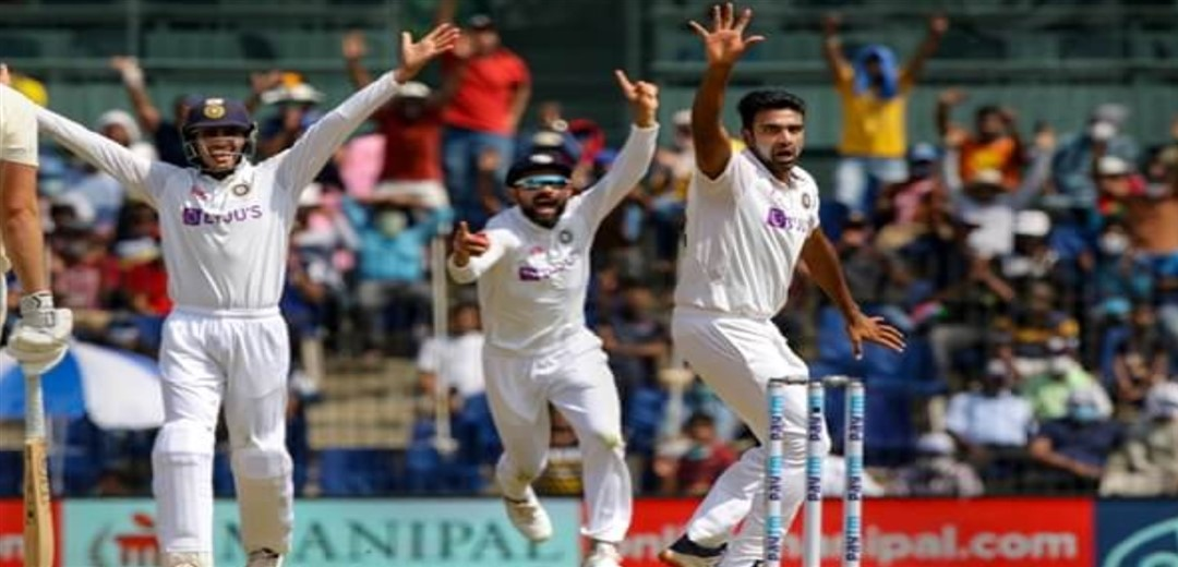 India vs England: Scoreboard on Day Two
