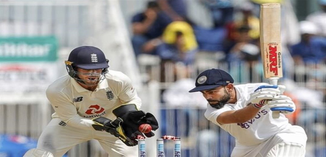 India vs England Scoreboard on Day 2