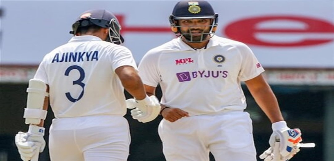 Good footwork and positive intent was the key, says Rahane
