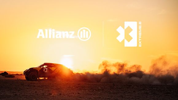 Extreme E announces Allianz as Official Insurance and Founding Partner