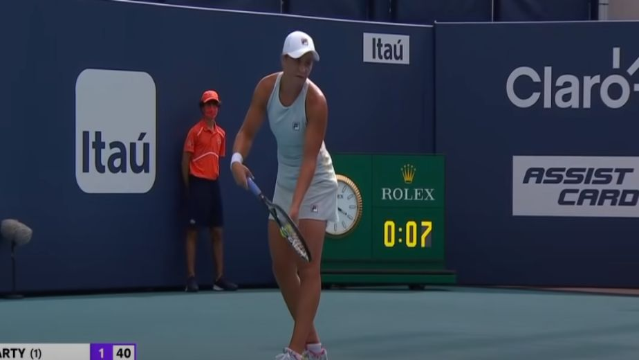 Defending champ Ash Barty returns to Miami Open final