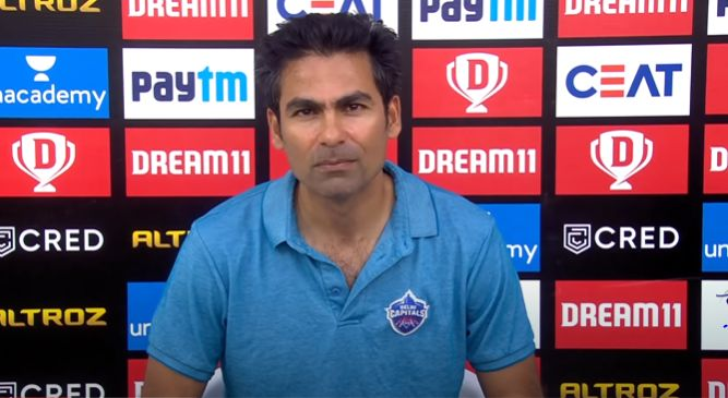 Players are in good rhythm, we will look to go one up: DC assistant coach Kaif