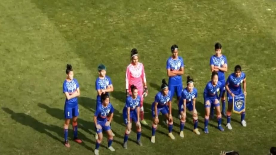 Indian women's football team gets ready for Belarus challenge