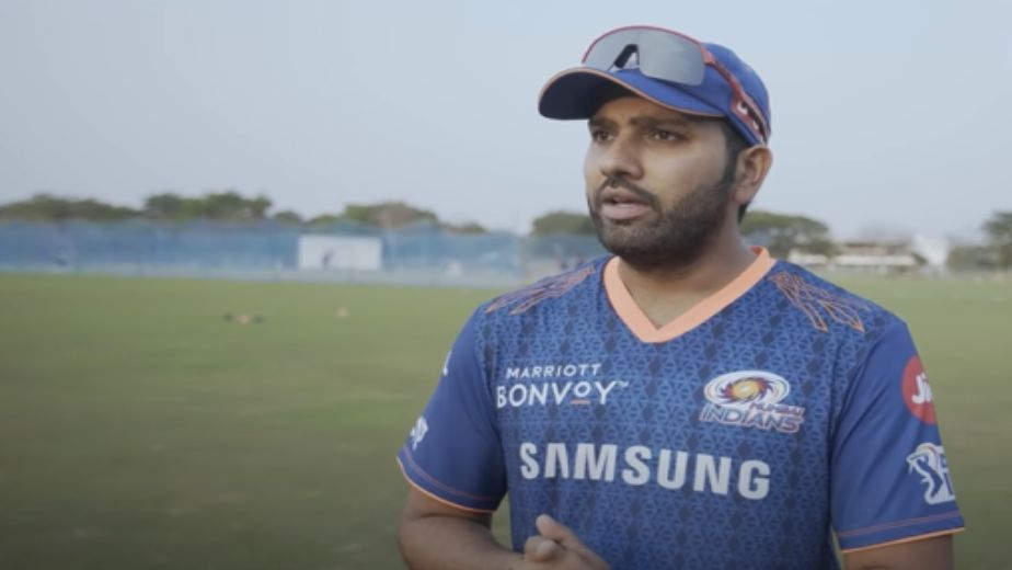 Rohit bats for conservation of rhinos