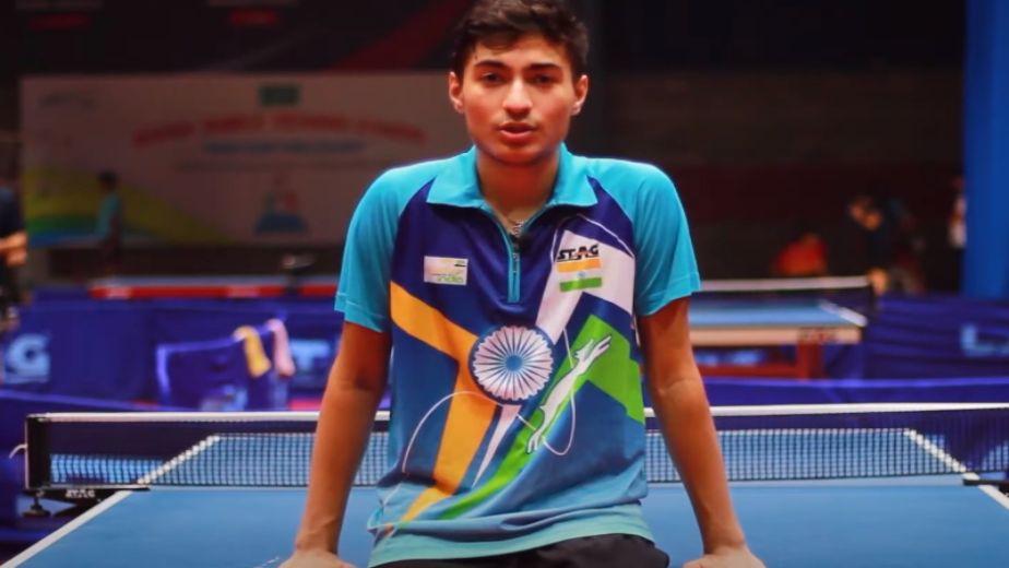 Payas Jain second in ITTF U-17 world rankings