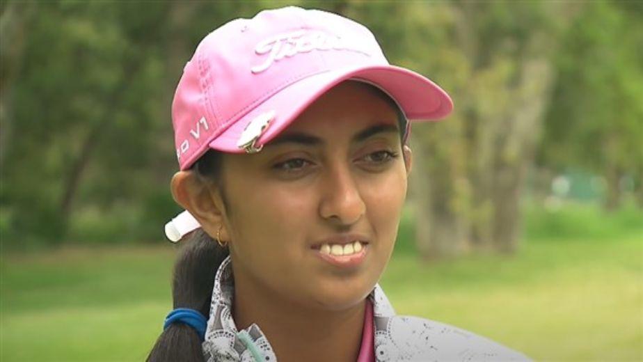 Aditi shoots 70, slips to 50th on LPGA