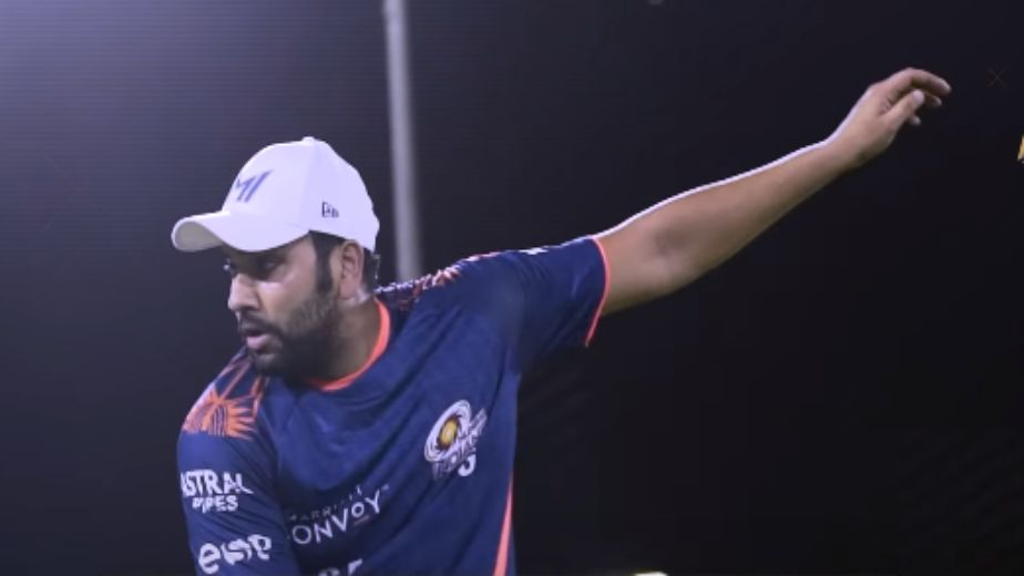 Rohit Sharma fined Rs 12 lakh for MI's slow over-rate