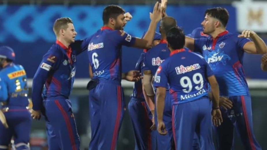 Pant credits bowlers for DC's six-wicket win over MI