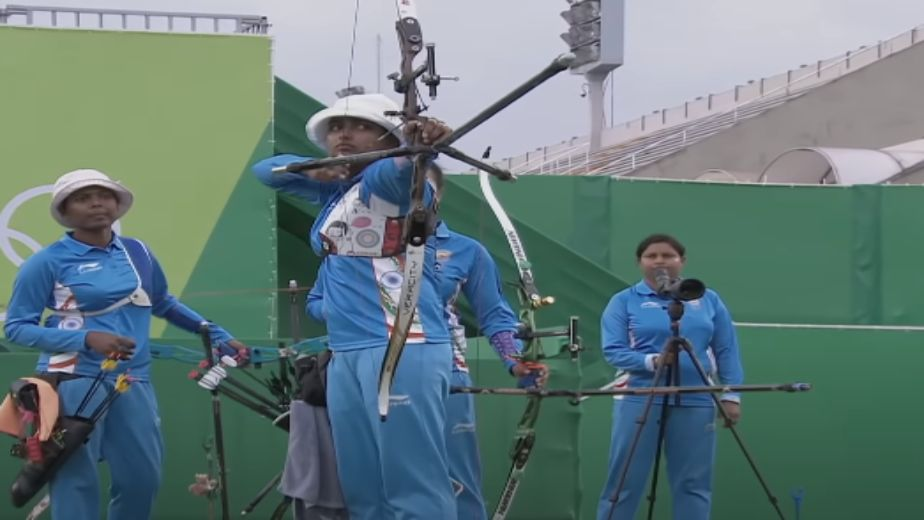 Women's recurve team tops qualification as Indians storm to QF in 3 events