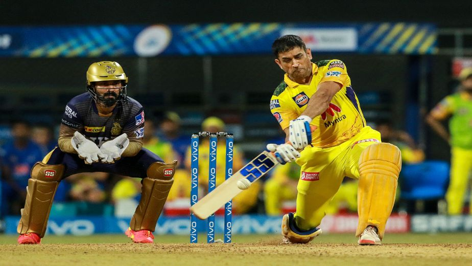 My job quite easy towards end of match: Dhoni after CSK's win over KKR