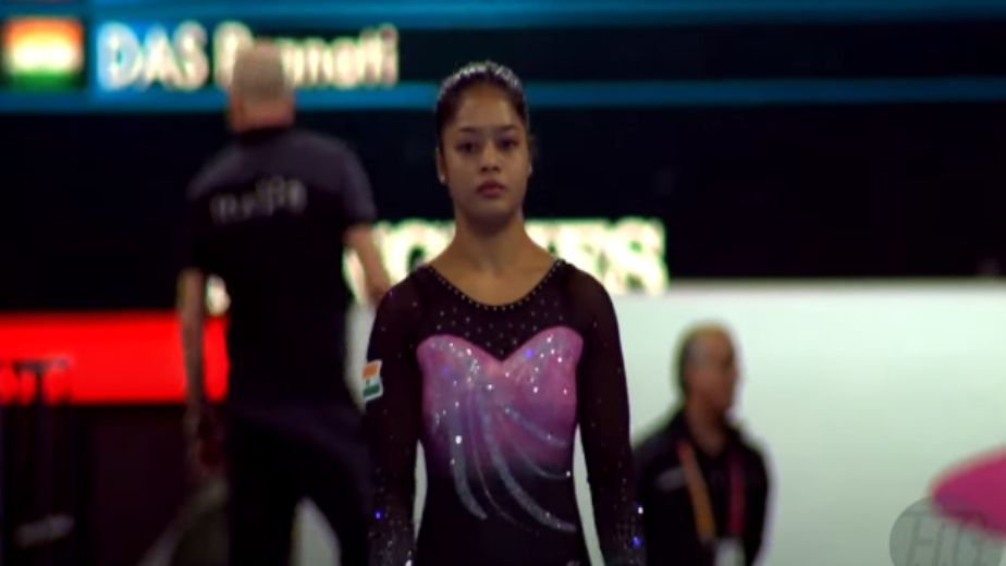 Gymnast Pranati gets Asian quota, to compete at Tokyo Olympics
