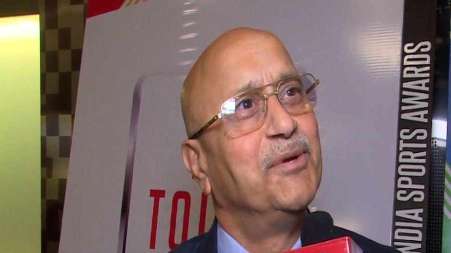 Former India hockey coach MK Kaushik hospitalised after testing positive for COVID-19