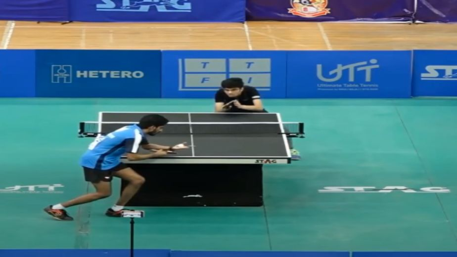Sathiyan requests for TT table to be used in Olympics, says working on variations