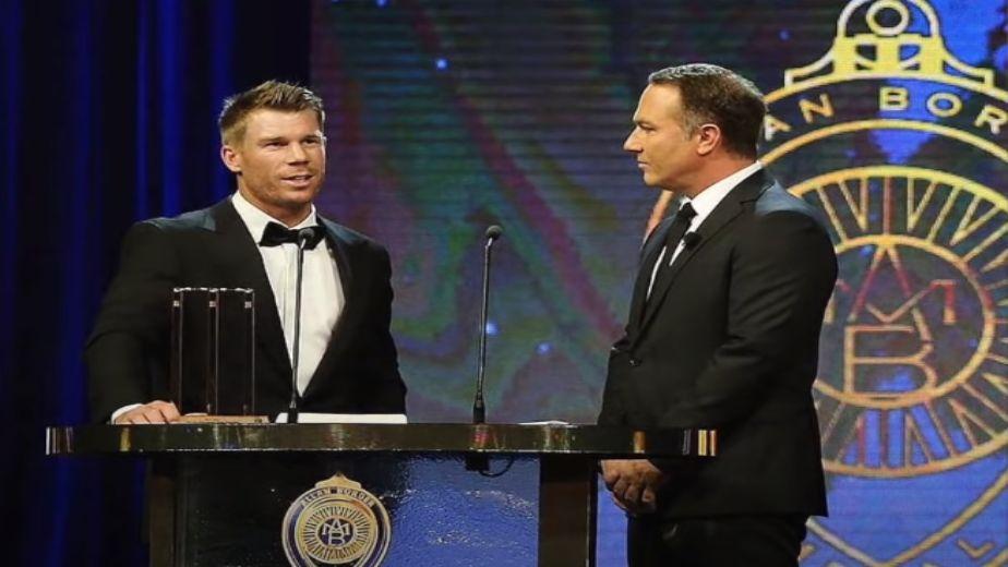 Warner and Slater deny late night brawl in Maldives