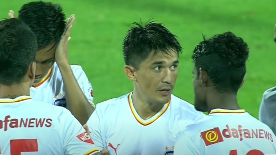 Chhetri returns as Indian football team leaves for Doha for WC Qualifiers