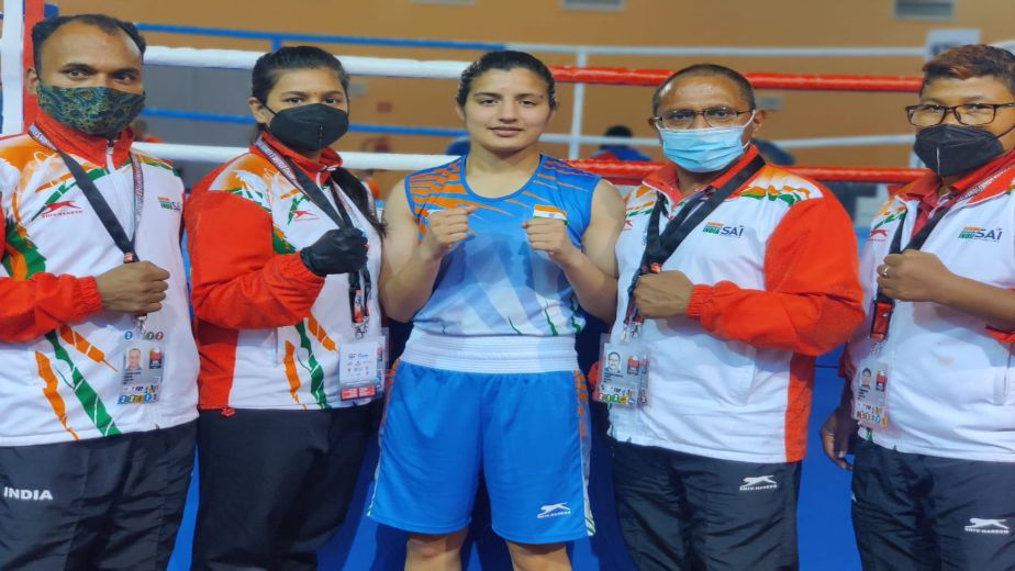 Indian boxer Vinka sets her sights on gold at the 2024 Olympics