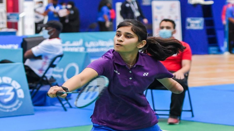 Indian women's pair of Palak-Parul qualify for Paralympics