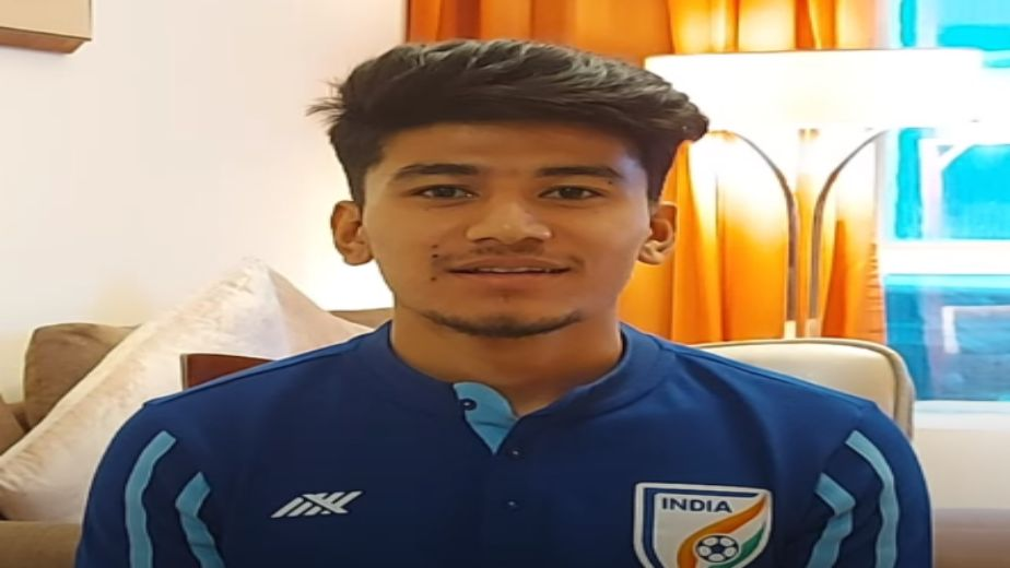 Need to improve my conversation rate, says Indian footballer Anirudh Thapa