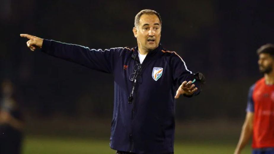India football coach Igor Stimac thanks Qatar for allowing his players to train there in these grim times