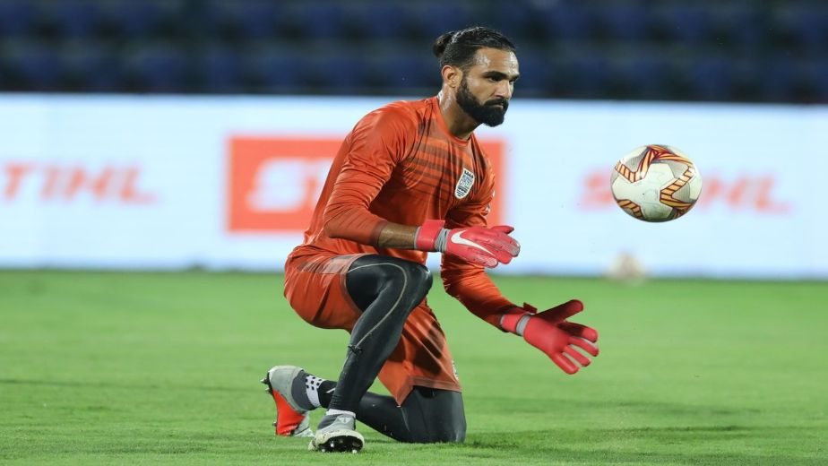 Indian goalkeeper Amrinder Singh joins ATK Mohun Bagan after leaving Mumbai City FC