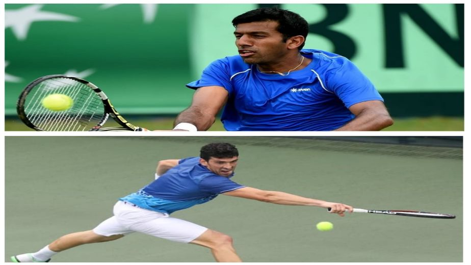 Indian tennis player Rohan Bopanna and Croatia's Franko Skugor enter second round of French Open