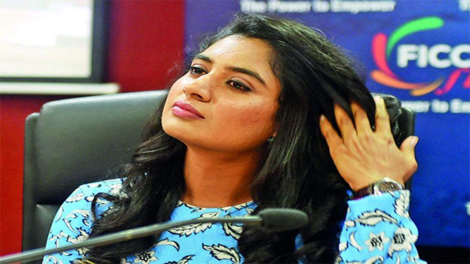 Women's cricket needs media support: Indian cricketer Mithali Raj