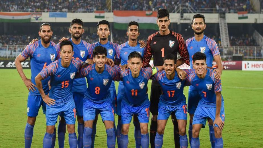 Daunting task ahead for the Indian football team in World Cup qualifying round match against mighty Qatar