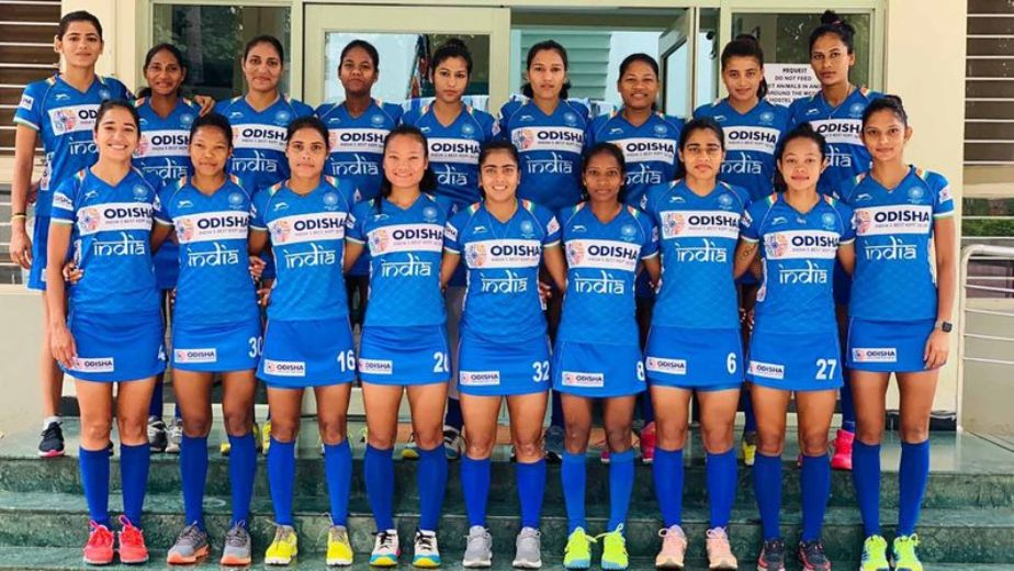 Indian women's hockey team already training in Tokyo time
