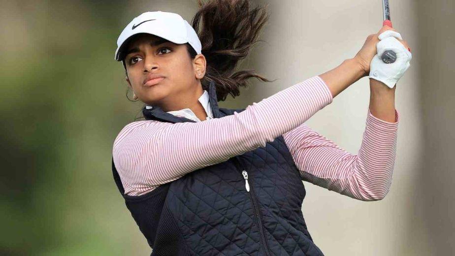 Amateur teen star of Indian origin Megha Ganne T-3 at US Women's Open