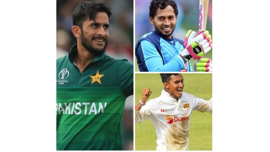 Cricketers Hasan Ali, Praveen Jayawickrama, Mushfiqur Rahim nominated for ICC monthly honours