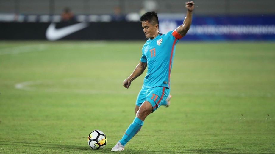 We'll talk about my goals in 10 years' time: Indian footballer Sunil Chhetri after surpassing Lionel Messi