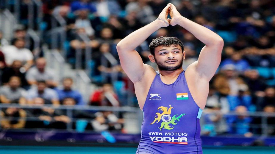 Indian wrestler Deepak Punia pulls out of Poland Open due to elbow injury