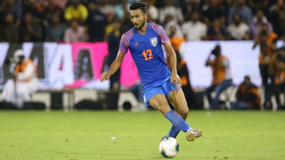 India need to sustain momentum against Afghanistan: Indian footballer Manvir Singh